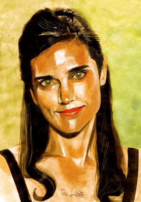Jennifer Connelly by eiger3975